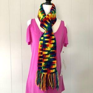 Accessories - Rainbow Pride Scarf